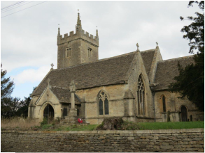 All Saints Sutton Benger